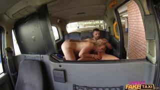 Female Fake Taxi – Rebecca M Welsh Lad Gets A Sweet Surprise