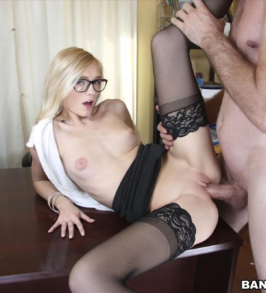 Alex Grey – Sexy Secretary pays for her mistakes!