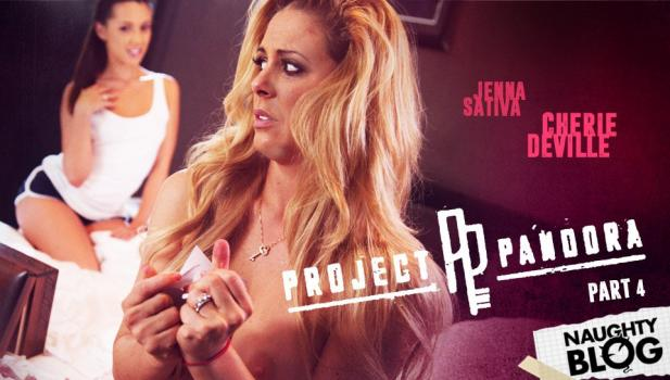 Girls Way – Cherie Deville & Jenna Sativa