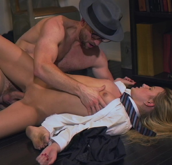 Scarlett Sage – School Girl 4