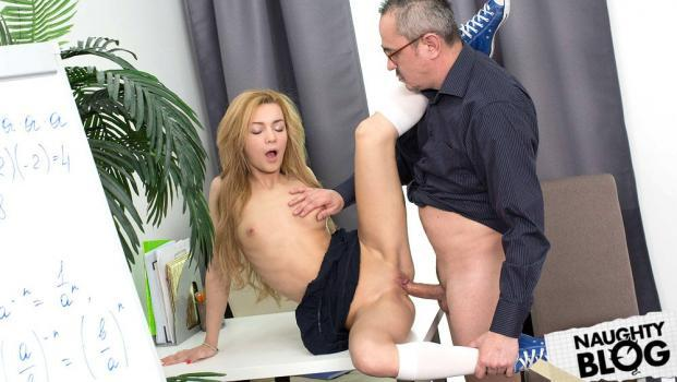 Tricky Old Teacher – Sonia Sweet
