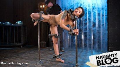 Device Bondage – Skin Diamond