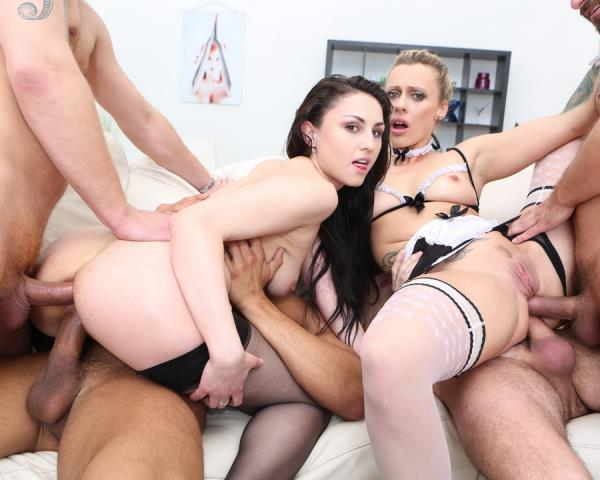 Brittany Love, Kirschley Swoon – Bal Deep With Brittany Bardot And Kirshley Swoon GIO182