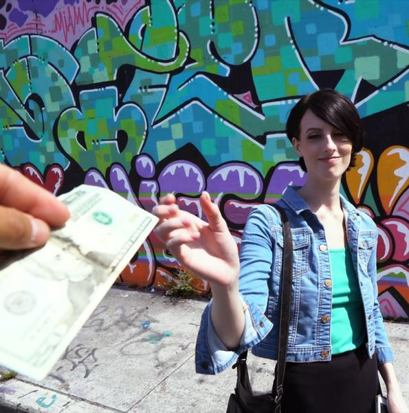 Alex Harper – Shy tourist does anal for cash
