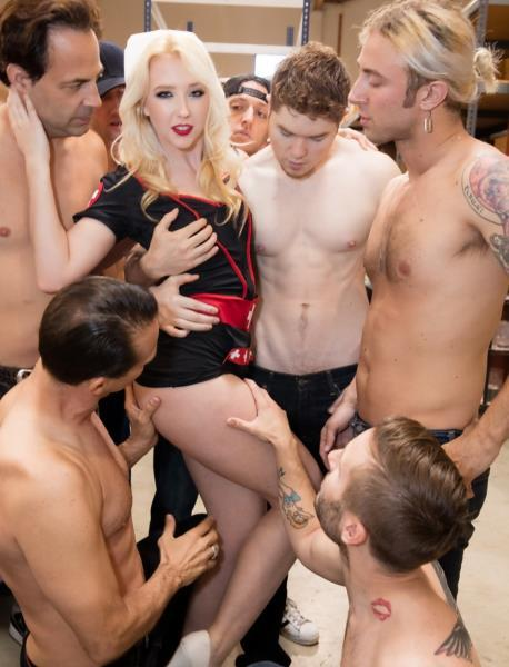 Samantha Rone – Naughty Nurse Collecting Sperm Donations