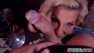 Spizoo – Savanna Styles Stripper BJ