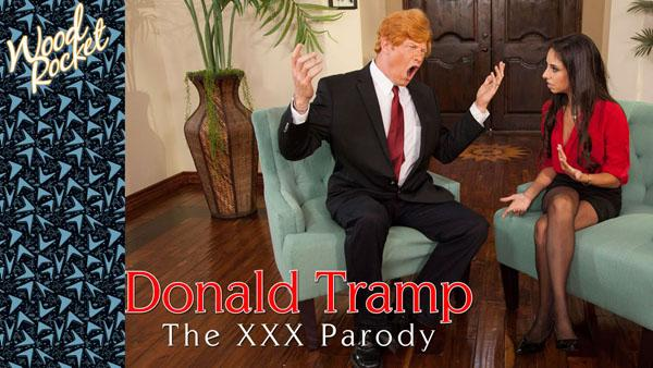 Donald Tramp: The XXX Parody
