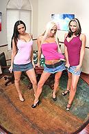 Big Cock Poker Rachel Starr, Phoenix Marie, Alec Knight & Lichelle Marie