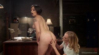 Whipped Ass – Mona Wales And Milcah Halili