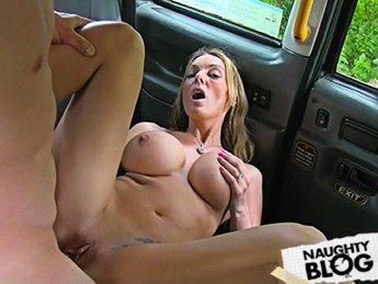 Fake Taxi – Stacey Saran