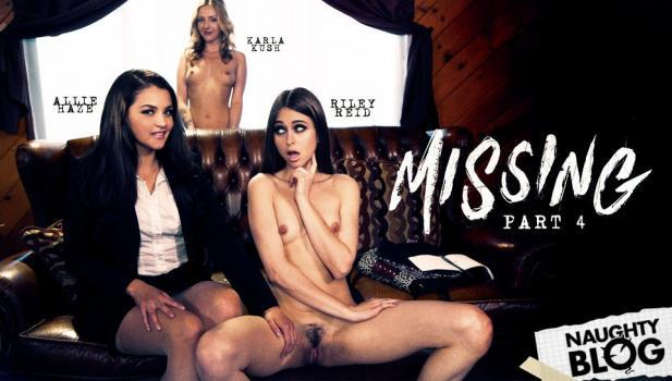 Girls Way – Allie Haze, Karla Kush & Riley Reid