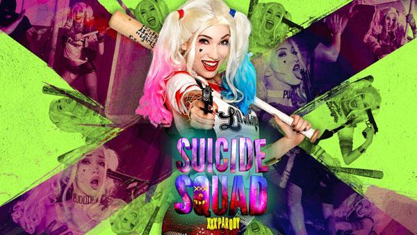 Aria Alexander – Suicide Squad: XXX Parody