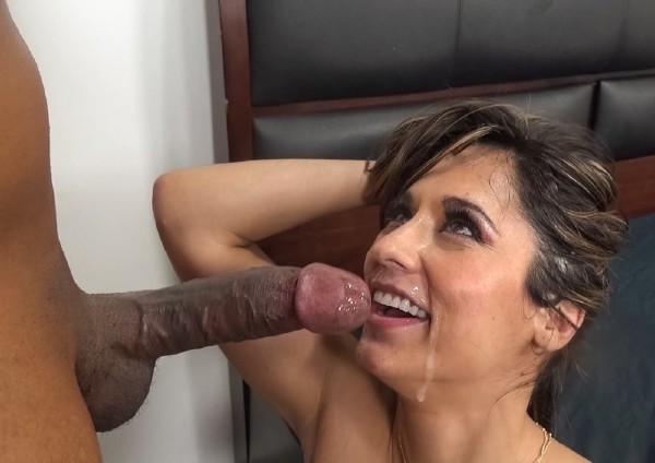 Reena Sky – A Taste of Mature Hair Pie