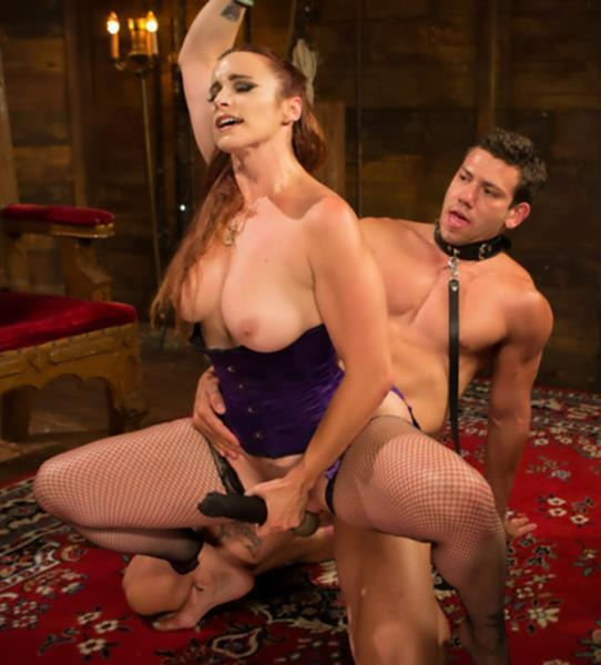 Reed Jameson, Bella Rossi – Birthday Surprise Divine Bitches Style!