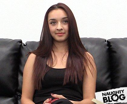 Backroom Casting Couch – Angela