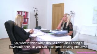 Female Agent – Naomi Bennet And Tracy