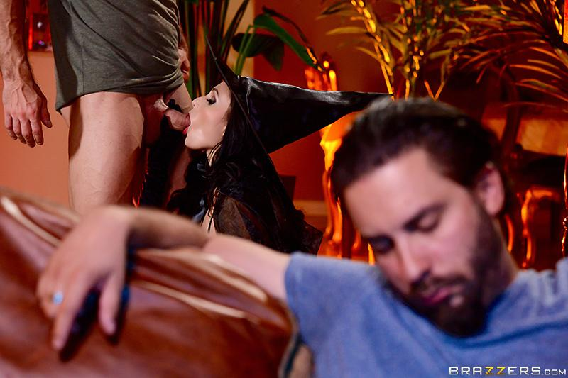 Dick Or Treat Johnny Castle & Ariana Marie