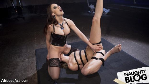 Whipped Ass – Chanel Preston & Aspen Ora