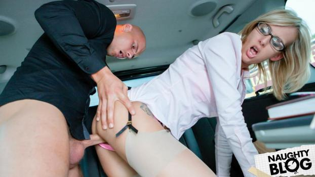 Fucked In Traffic – Jenny Smart