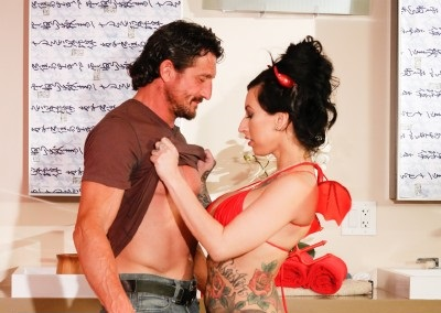 Lily Lane, Tommy Gunn – After Dark Special