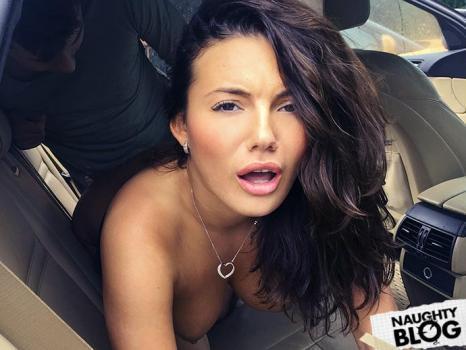 Female Fake Taxi – Vanessa Decker