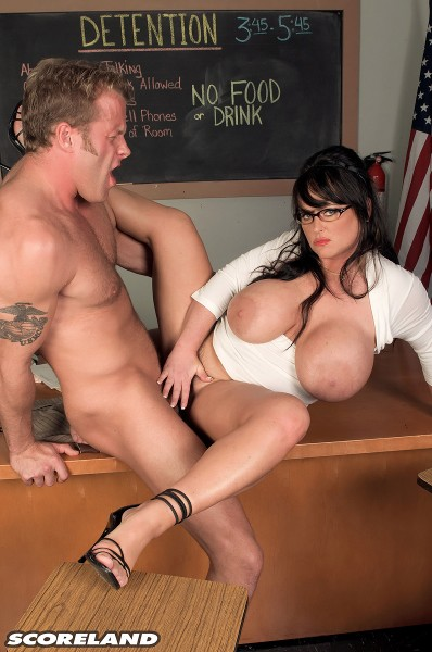 Indianna Jaymes – Teacher Knows Breast
