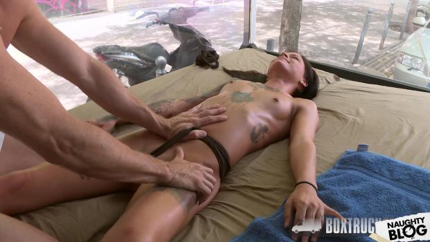Box Truck Sex – Vendy Venus