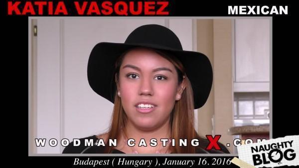 Woodman Casting X – Katia Vasquez
