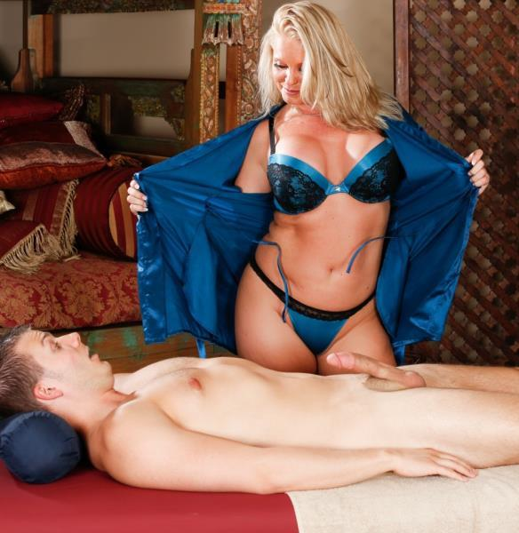 Maya Devine, Codey Steele – No Experience Needed (FantasyMassage)