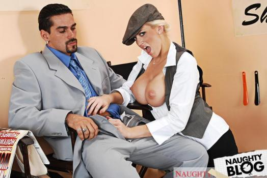 Naughty Office – Eve Laurence