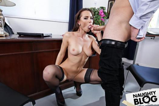 Aidra Fox – Naughty Office