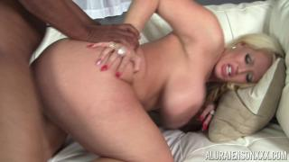 Alura Jenson In Long Cock After A Long Day