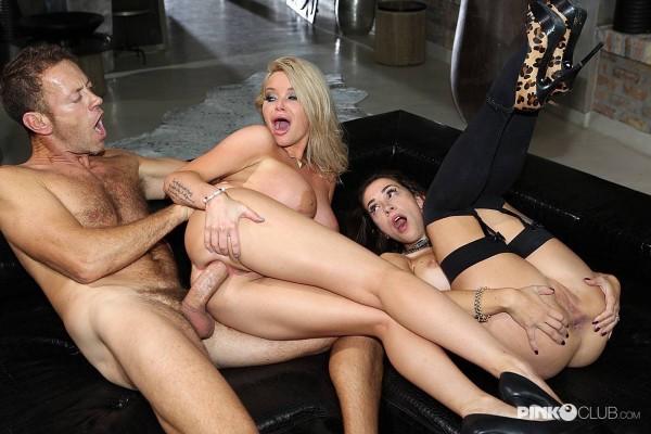Rocco Siffredi, Malena La Pugliese, Rachele Richey – Malena, the anal slave of Rocco