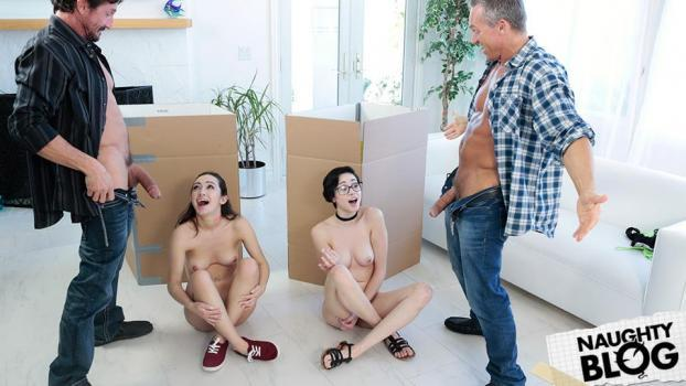Daughter Swap – Cadey Mercury & Lily Jordan