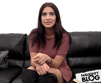 Backroom Casting Couch – Stella