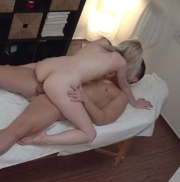 Amateurs – Czech Massage 321