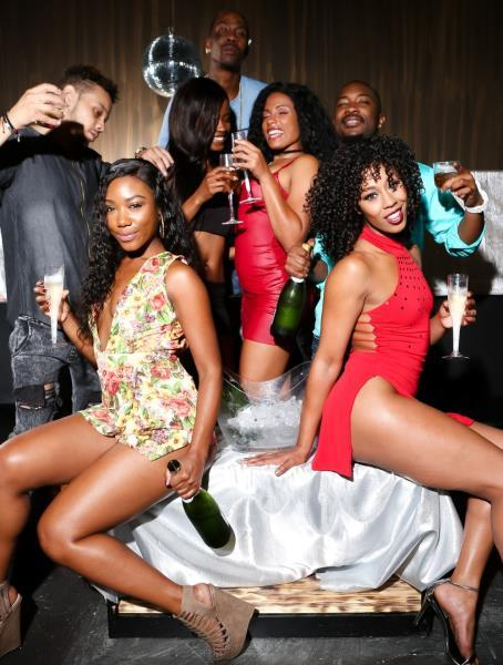 Chanell Heart, Misty Stone, Qunn Quest, Jezabel Vesstr – Black Kings And Queens, Scene 1