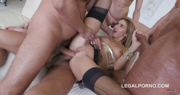 Katrin Tequila – 7on1 Double Anal GangBang with Katrin Tequila / See Trailer for more info / GIO336