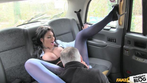 Fake Taxi – Candy Sexton