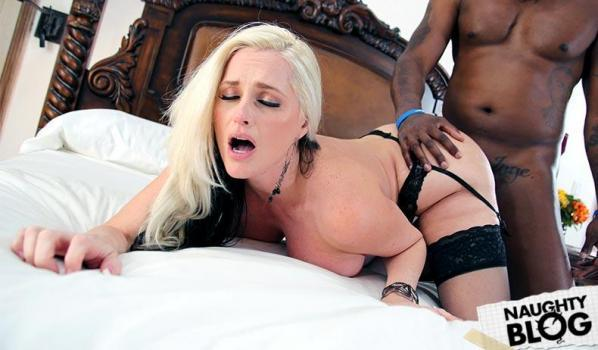 Blacks On Blondes – Alena Croft
