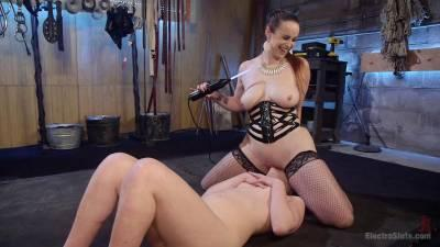 Juliette March And Bella Rossi – ElectroSluts