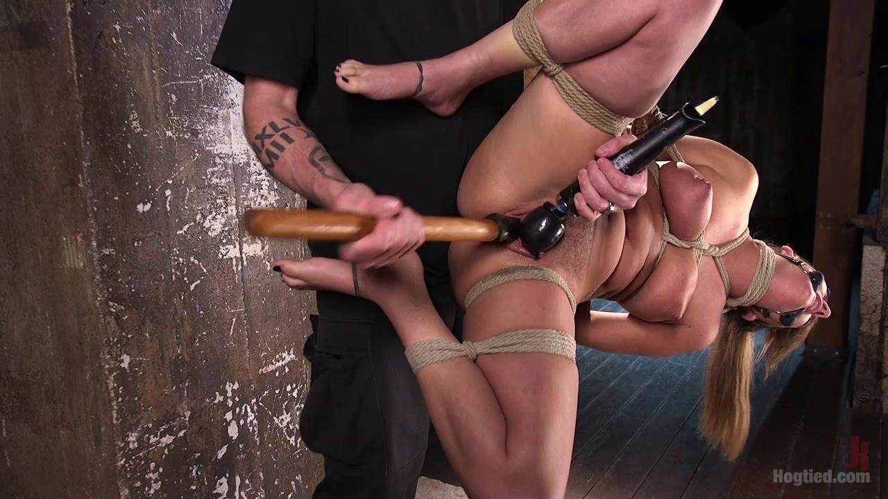Charlotte Cross – HogTied