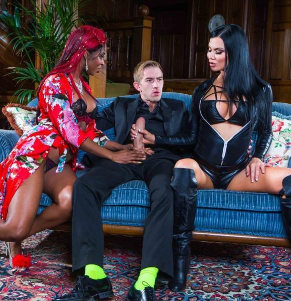Jasmine Jae, Jasmine Webb, Danny D – Blown Away Scene 5
