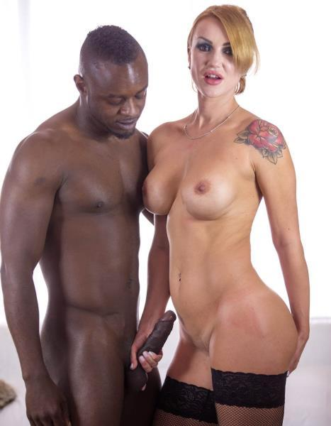 Iskra – Busty MILF Iskra Has Her First Interracial Experience