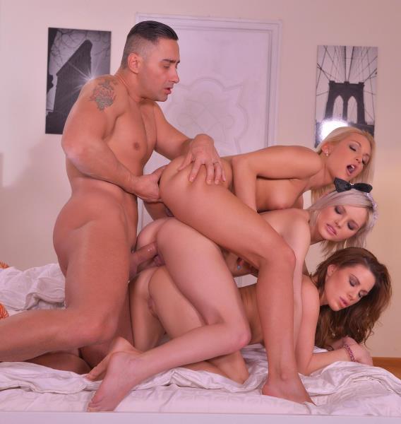 Cecilia Scott, Zazie Skymm, Athina – Every mans Dream – Hot Sex with Wife and 2 Sluts