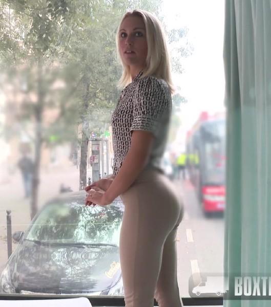 Cecilia Scott – Cecilia Scotts porn casting in Public