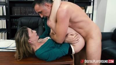 Digital Playground – Kristen Scott Stuffing The Student