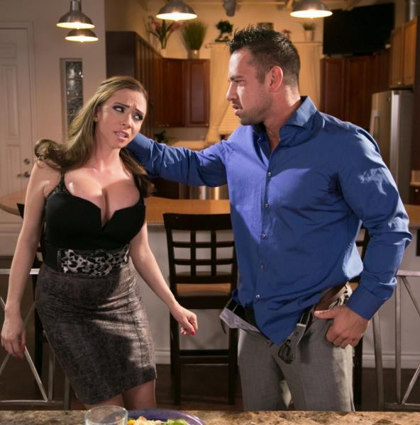 Ariella Ferrera, Johnny Castle – Brotherly Betrayal: Part Two