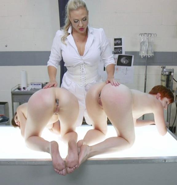 Rosie , Angel Allwood , Audrey Holiday – Buttfucking is the best Birth Control