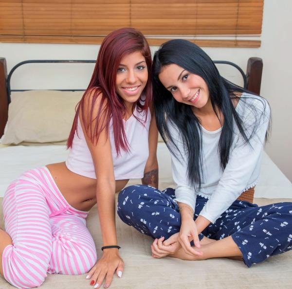 Dana Vega, Lola Bunny – Young Girlfriends Experiment Together